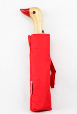 Duckhead Compact Umbrella Red