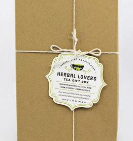 Herbal Lovers Tea Gift Box