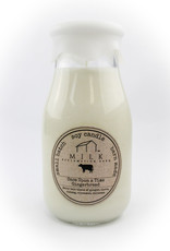 Milk Reclamation Barn Milk Bottle Candle