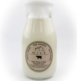 Milk Reclamation Barn Milk Bottle Holiday Collection