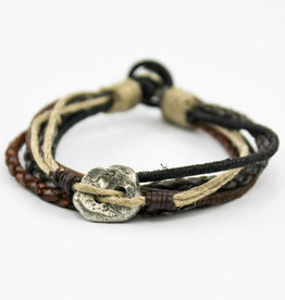 Anju Jewelry Aadi Metal Men's Bracelet
