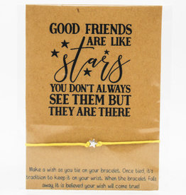 Wishlets Good Friends Are Like Stars