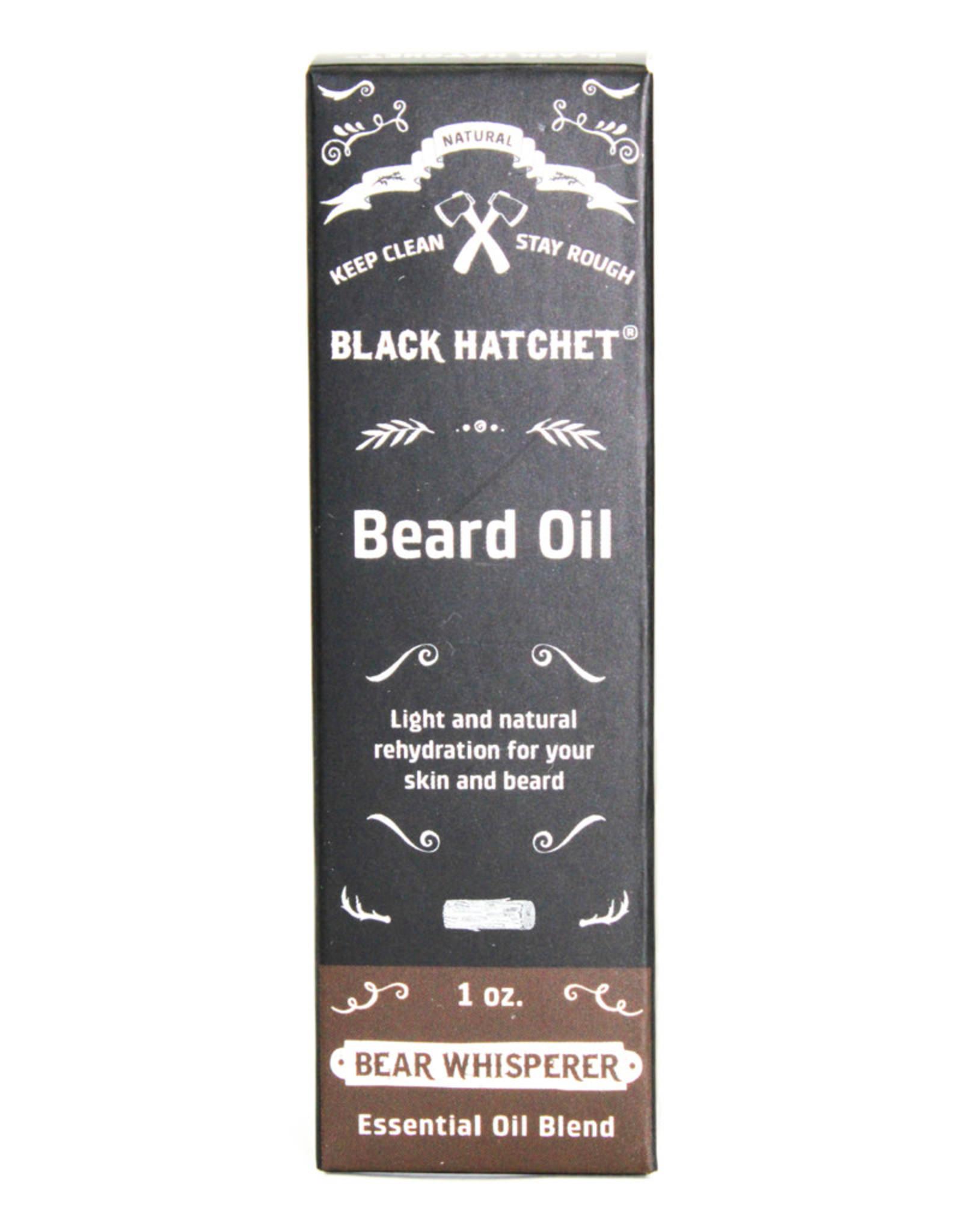 Latika Body Bear Whisperer Beard Oil
