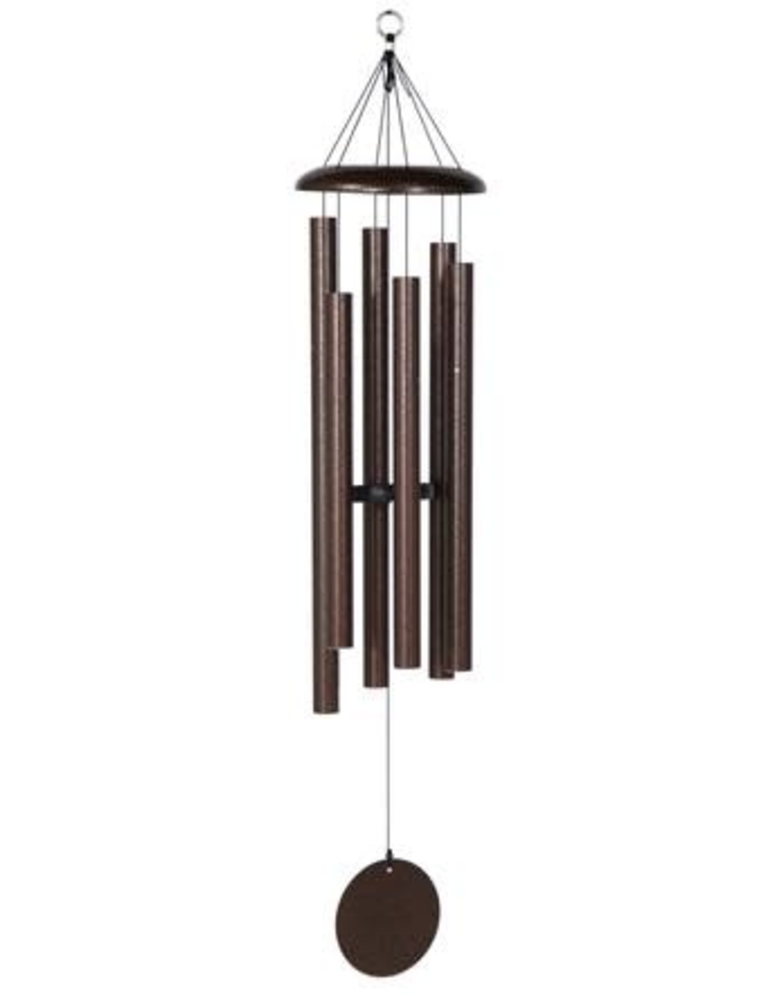"QMT Windchimes 44"" Copper Chime"