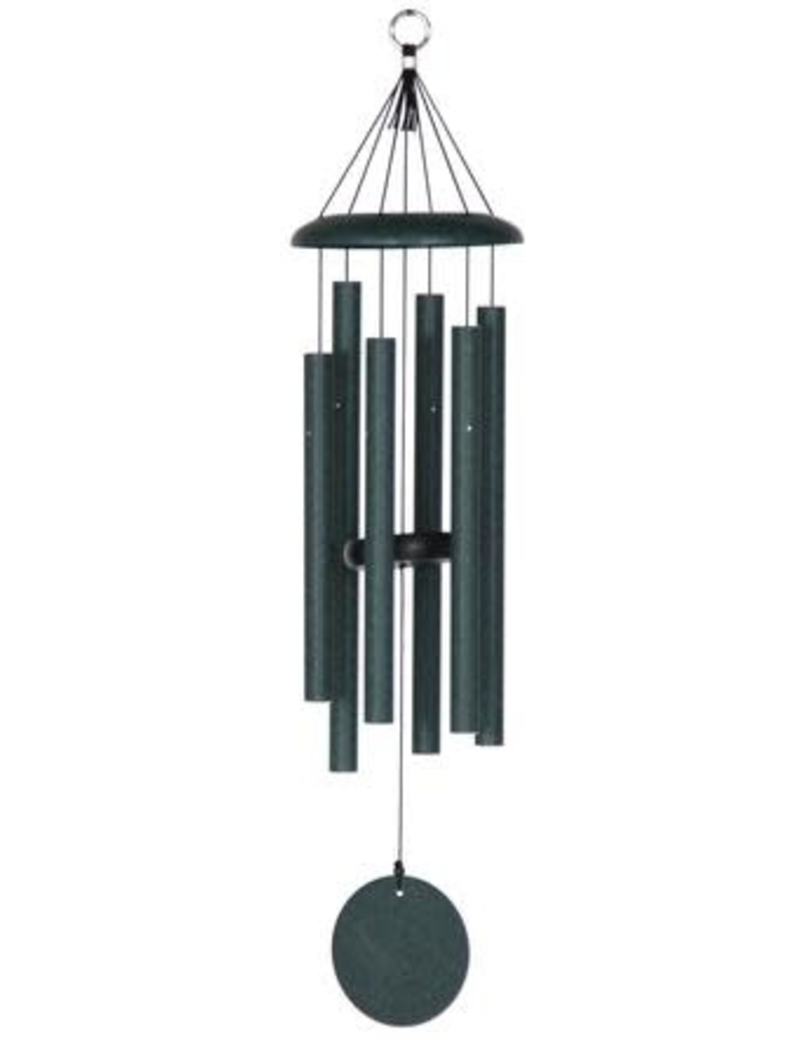 Wind River Chimes 36'' Green Chime
