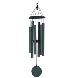 "QMT Windchimes 36"" Green Chime"