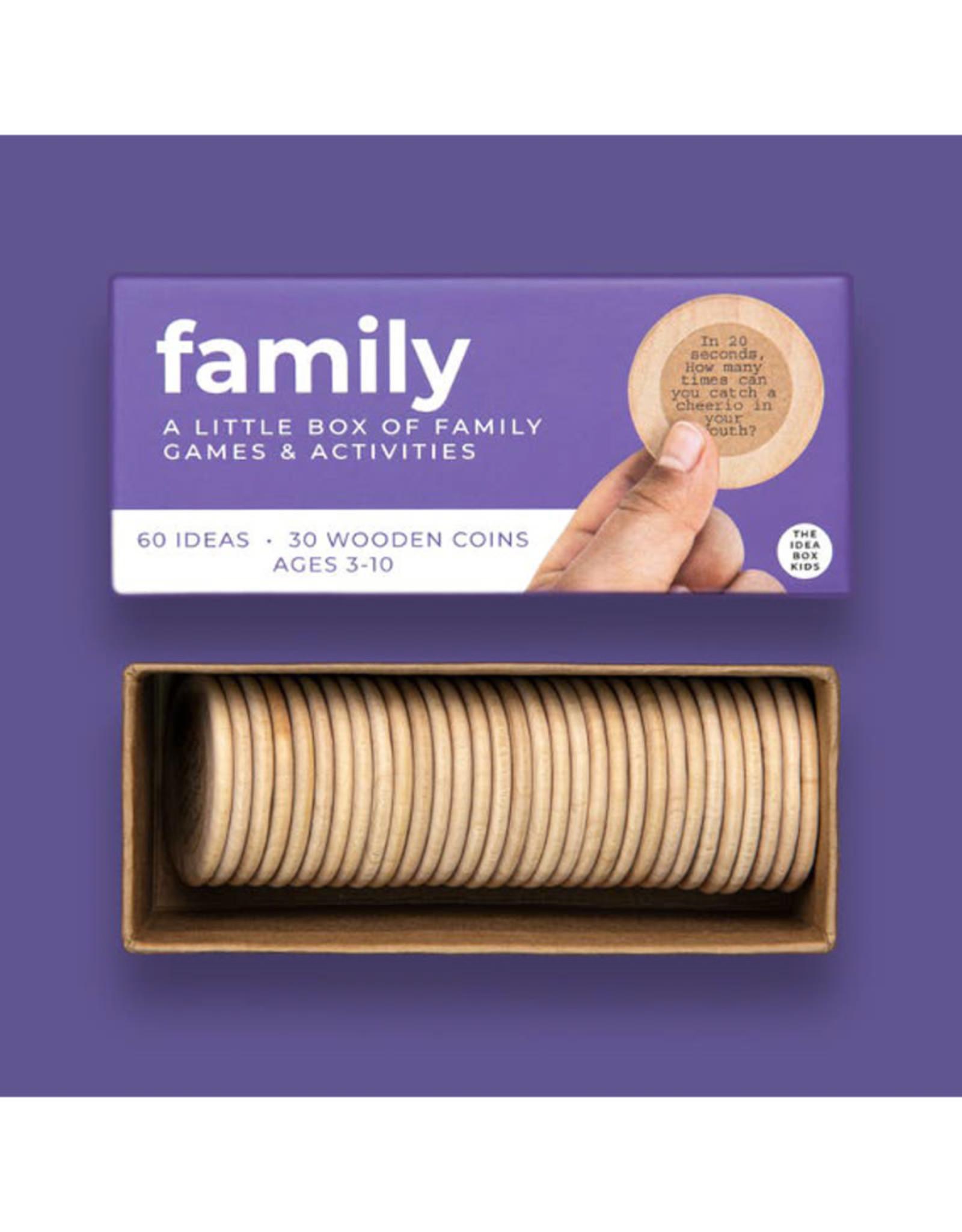 The Idea Box Family