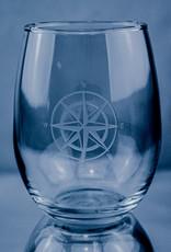 J Charles Stemless Wine Compass