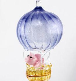 720 Glassworks Balloon Animal Pig