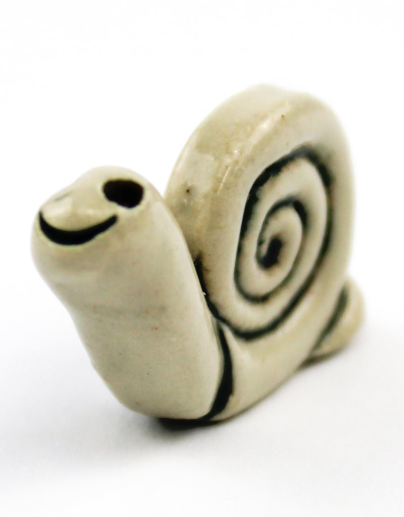 Plays in Mud Pottery Zippy Snails