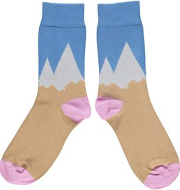 Catherine Tough Ladies Cotton Mountains Socks