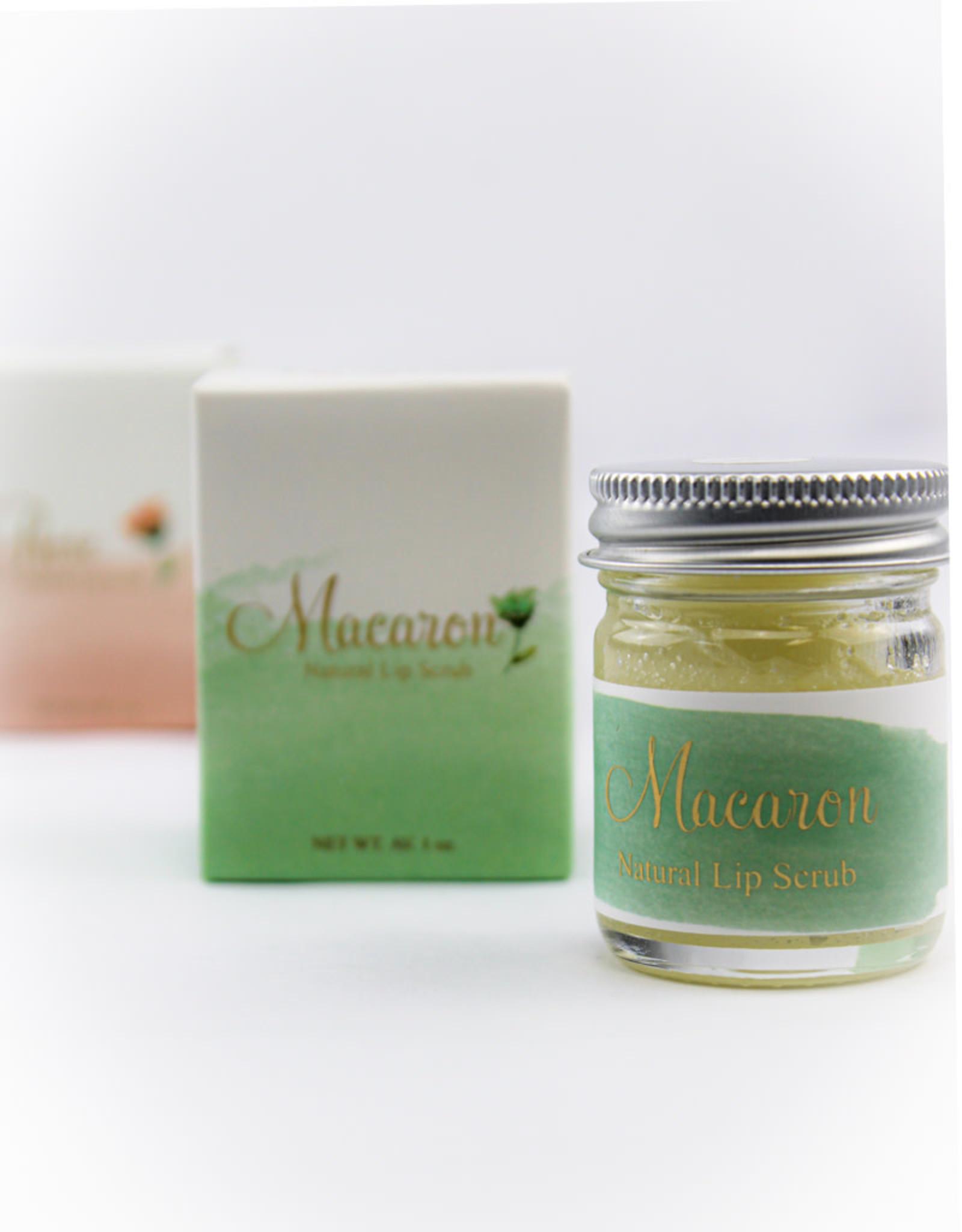 Latika Body Edible Sugar Lip Care Kit - Macaron