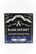 Latika Body Grit Charcoal Bar Soap