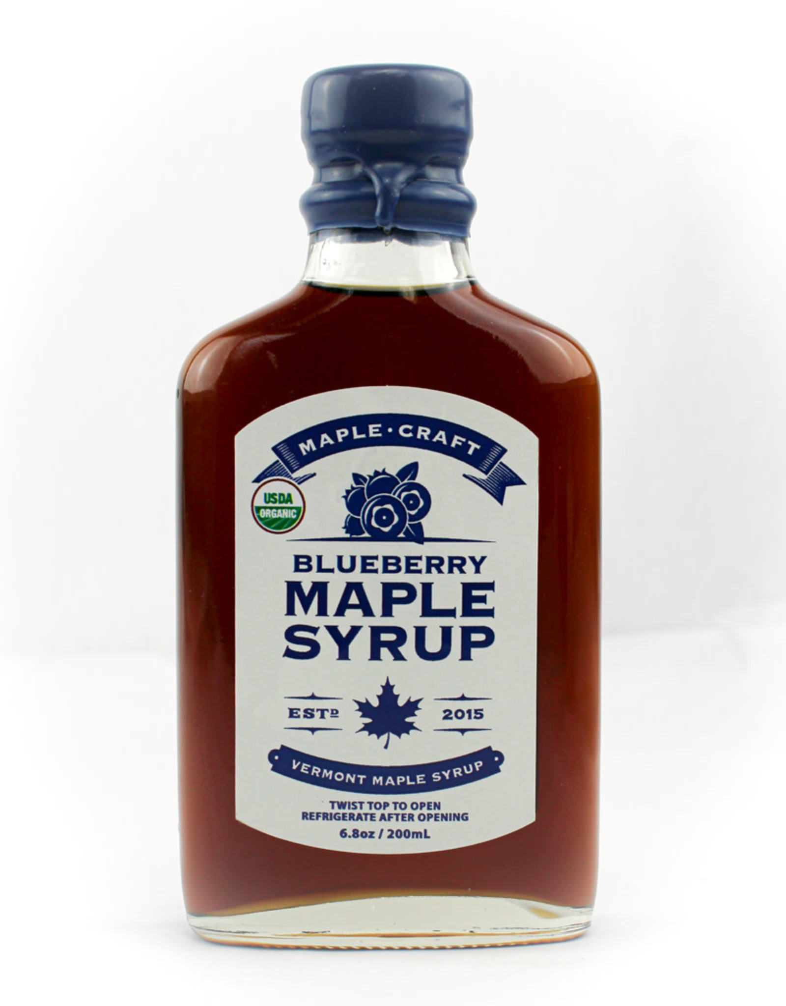 Maple Craft Foods Blueberry Maple Syrup