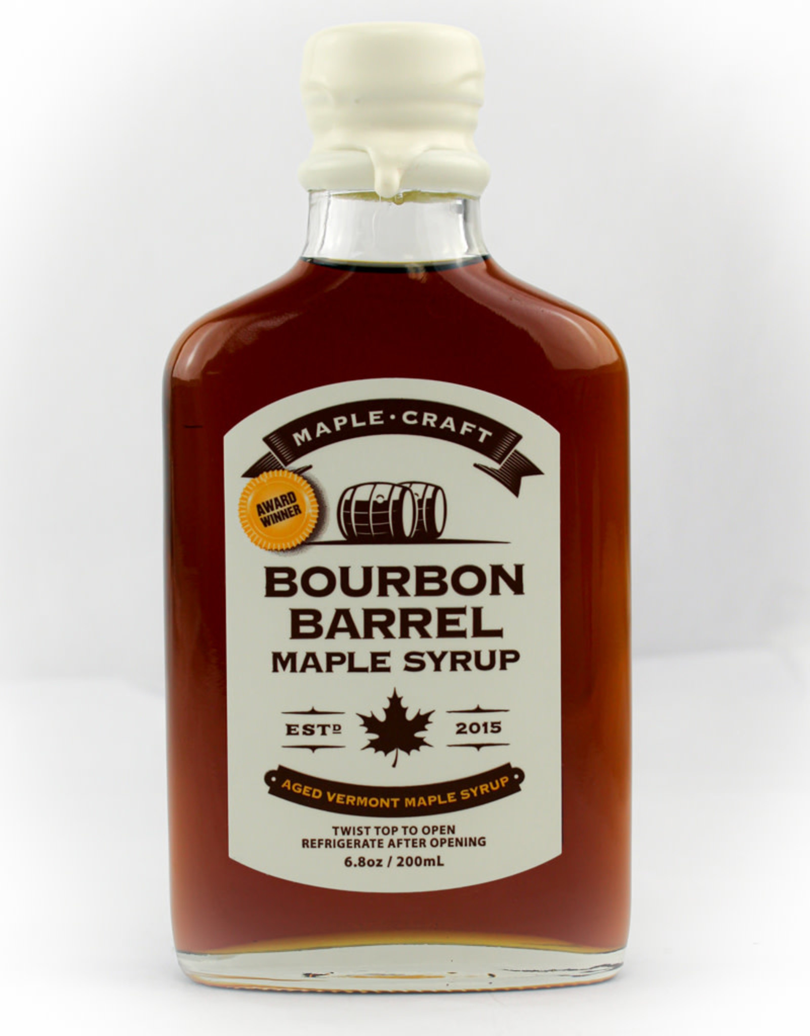 Maple Craft Foods Bourbon Maple Syrup