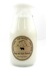 Milk Reclamation Barn Milk Bottle Everyday Collection Welcome Home Candle