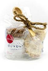 Duxbury Saltworks Saltwork golden Duo Gift Set