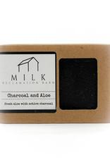 Milk Reclamation Barn Charcoal and Aloe Soap