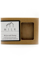Milk Reclamation Barn Milk and Honey