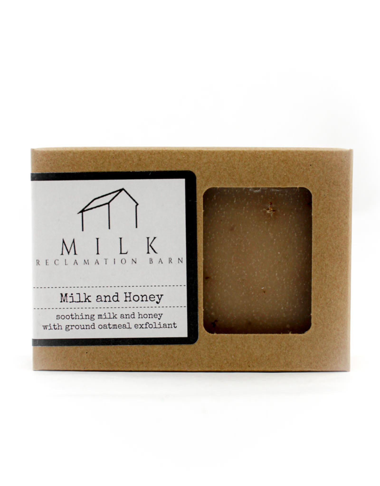 Milk Reclamation Barn Milk and Honey Soap
