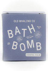 Old Whaling Company Coastal Calm Bath Bomb