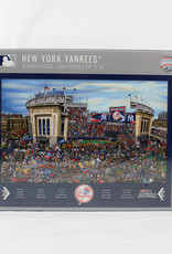 White Mountain Puzzles NY Yankees 500pc Puzzle