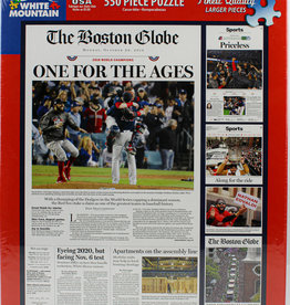 White Mountain Puzzles Boston Red Sox 2018 550pc Puzzle