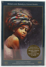 Art & Fable Ankara & Beauty 500pc Velvet Touch