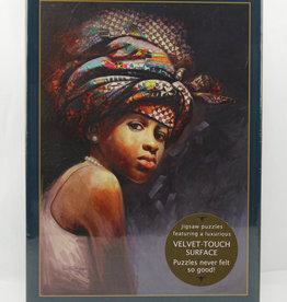 Art & Fable Ankara & Beauty  Velvet Touch