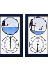 Tide Pieces Tide Clock Mermaid