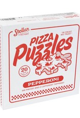 Stellar Factory Pepperoni Pizza Puzzle