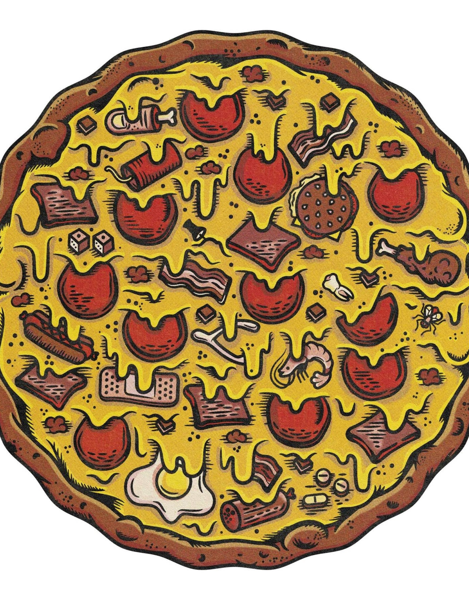 Stellar Factory Meat Lover's Pizza Puzzle