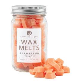 Northern Lights Mason Melts Farmstand Peach
