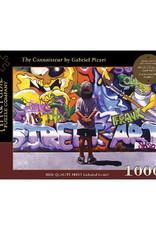 Art & Fable The Connoisseur 1000pc Velvet Touch