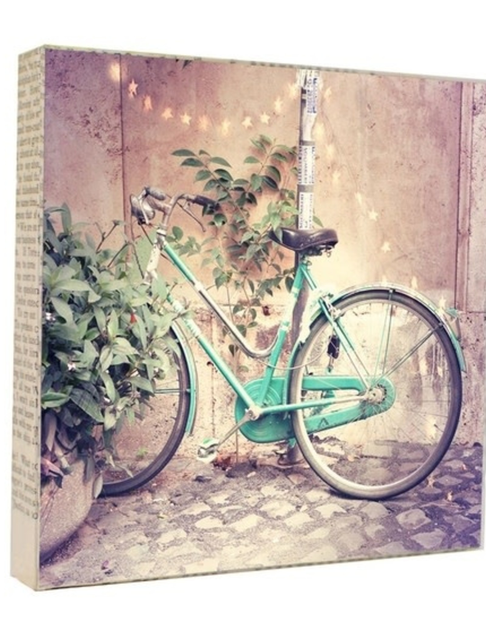 MKC Photography Bicycle Lights Art Block