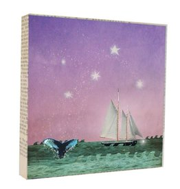 MKC Photography Whales Tale Art Block