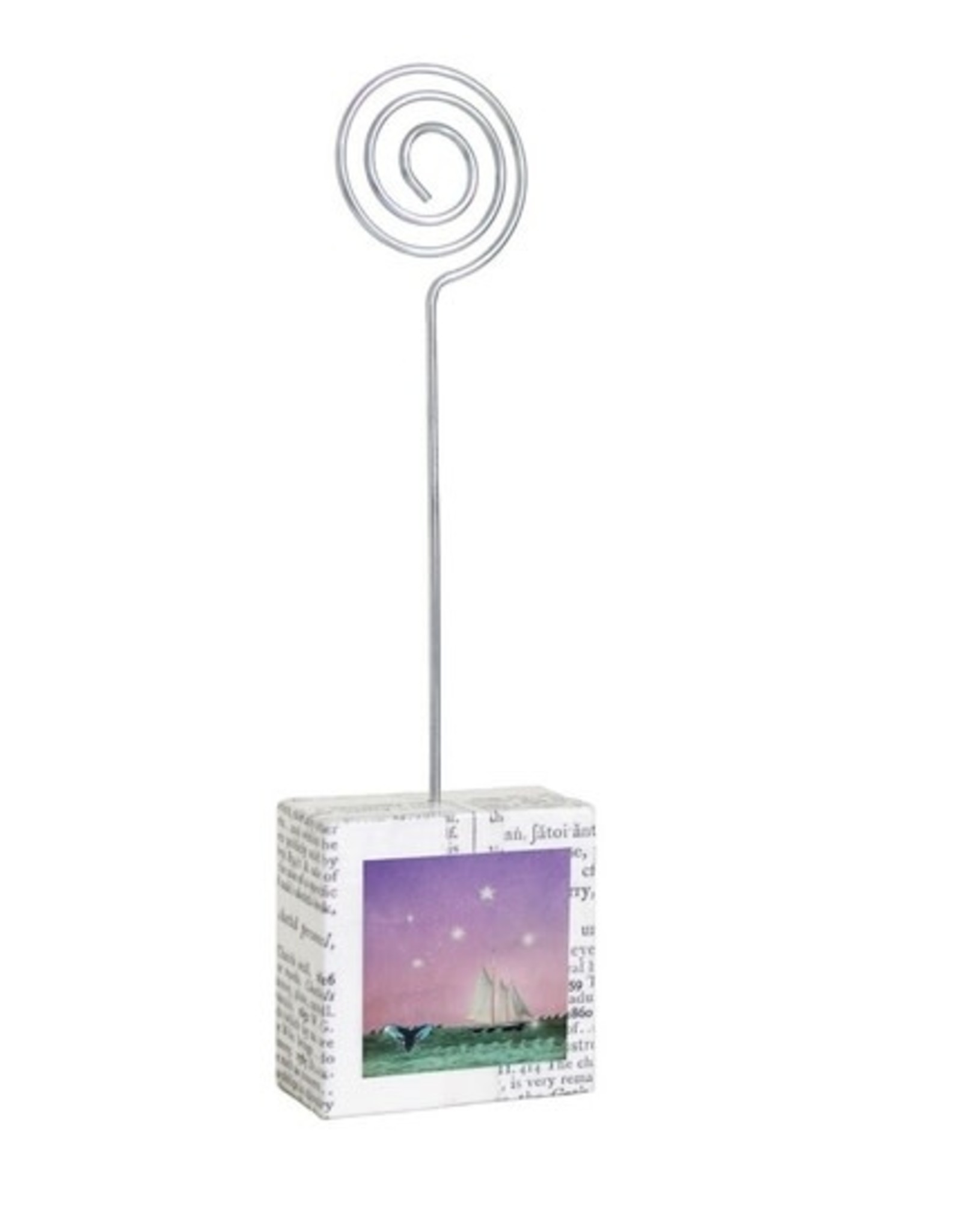 MKC Photography Whales Tale Small Photo Holder