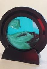 Exotic Sands Sand O's Mini Black Summer Turquoise
