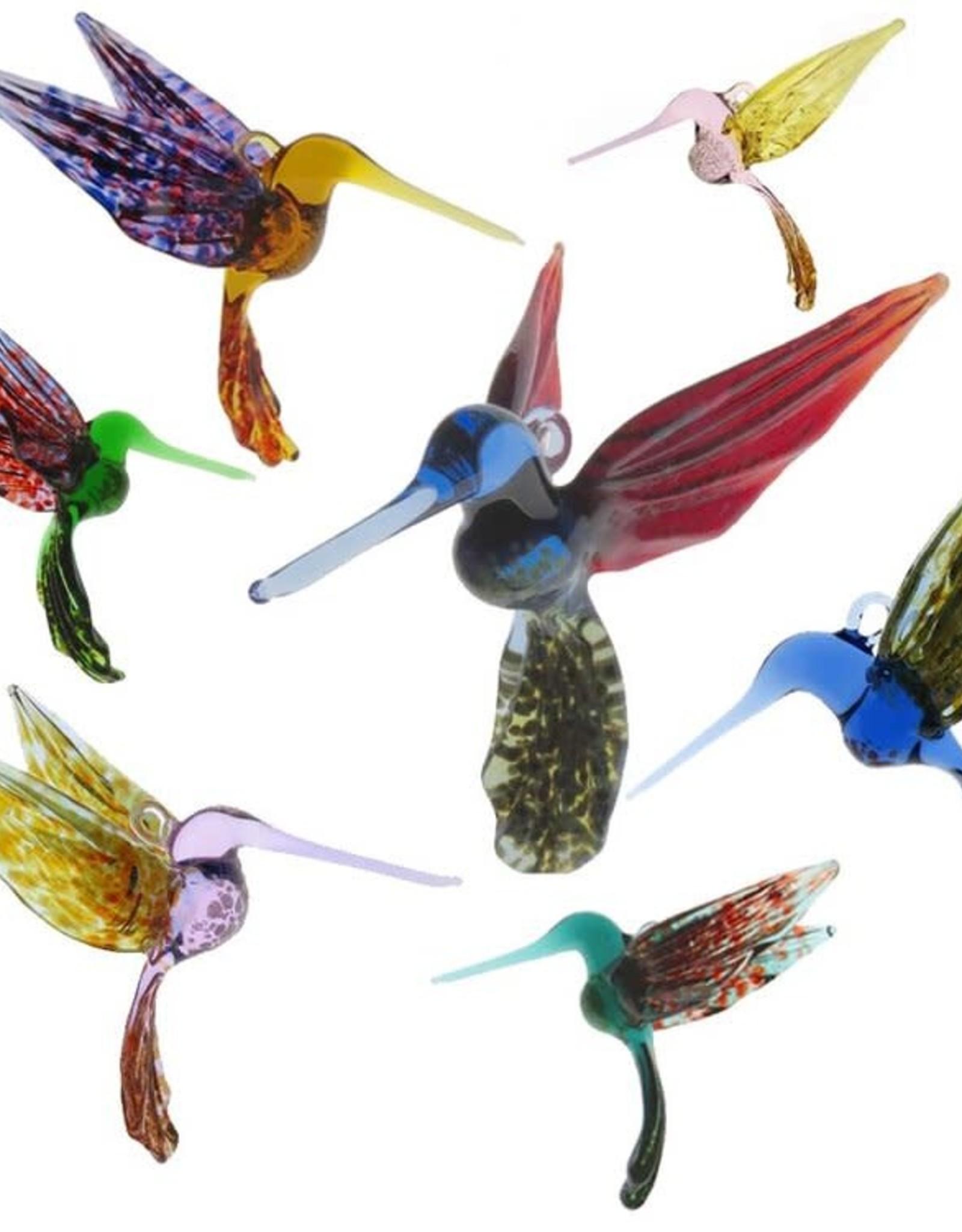Salusa Glassworks Inc. Humming Bird