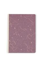 Denik Written in the Stars Canvas Bound Journal