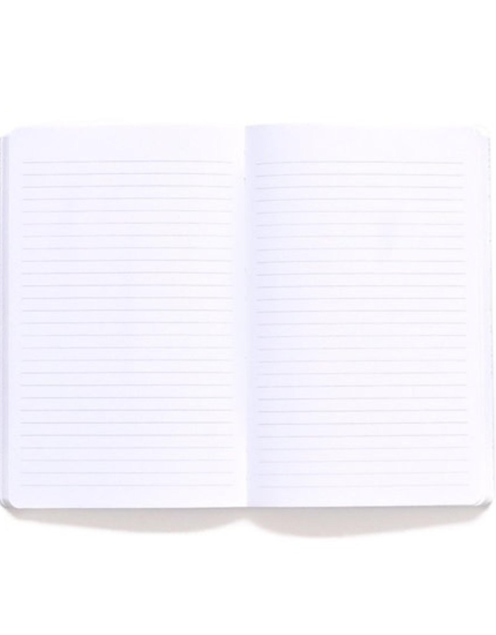 Denik 80's Playlist Notebook