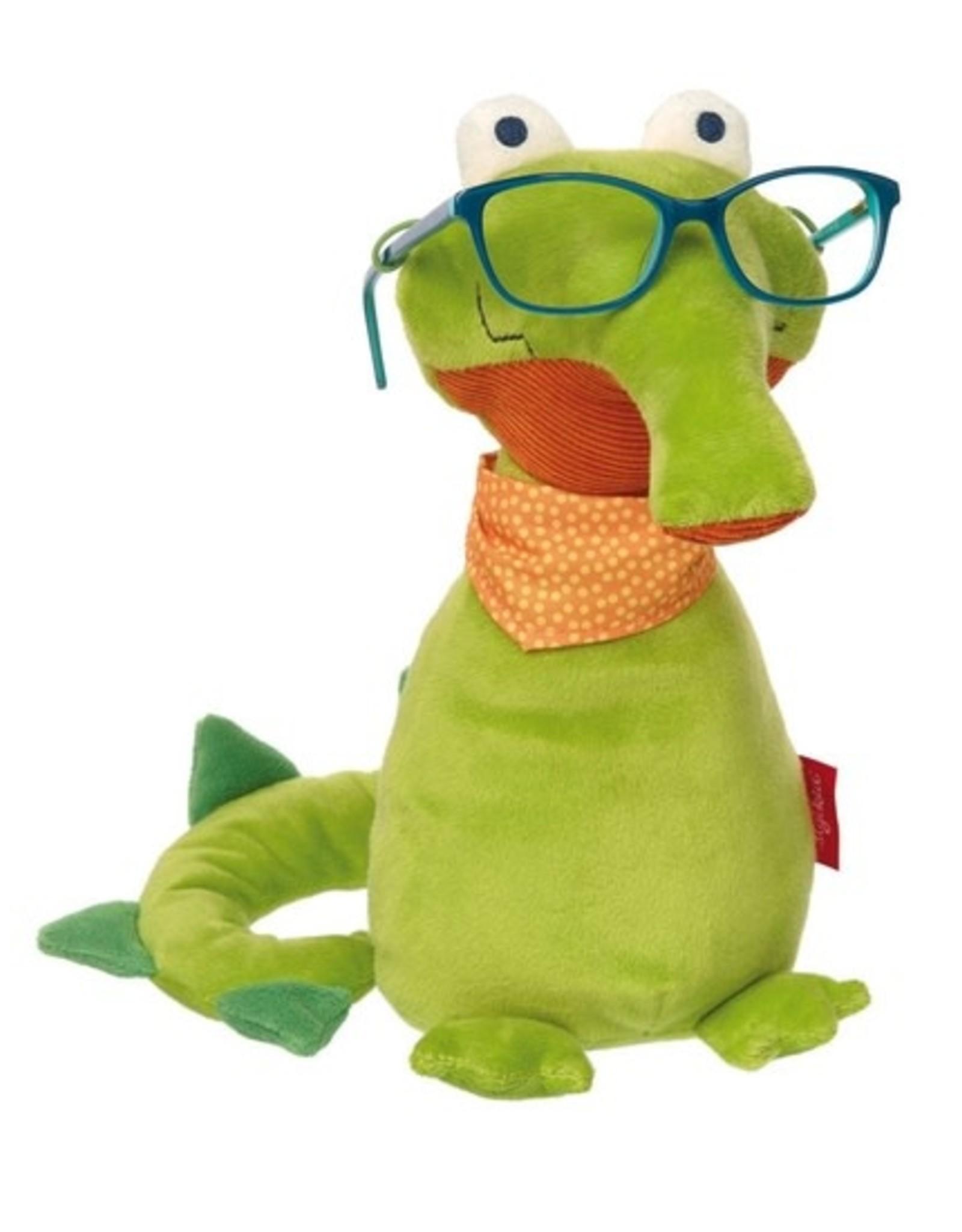 Sigi Kid Eyeglass Holder Crocodile