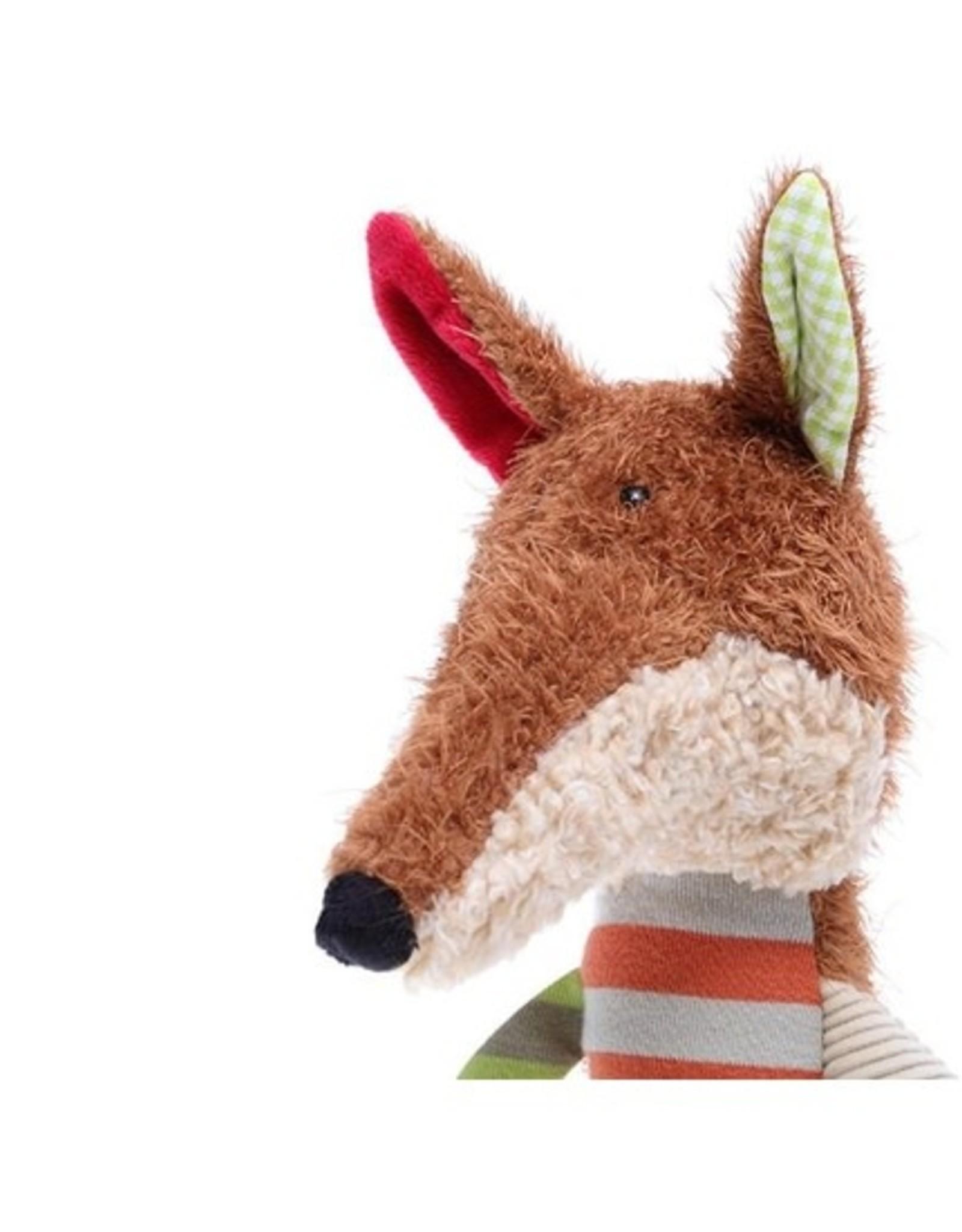 Sigi Kid Patchwork Sweety Striped Fox