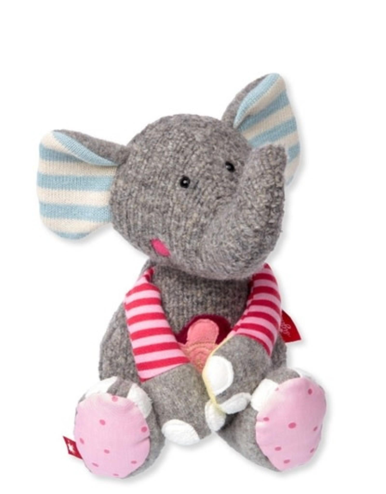 Sigi Kid Patchwork Sweety Flower Elephant