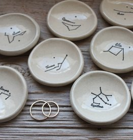 Tasha McKelvey Zodiac Constellation Ring Dish