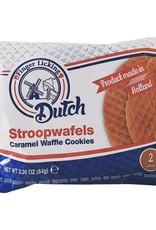 Finger Licking Dutch Caramel Stroopwafels Duo's