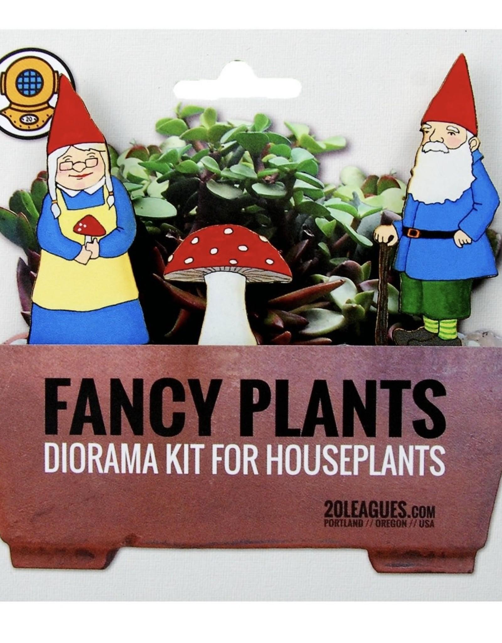 20 Leagues Gnomes Fancy Plants Kit