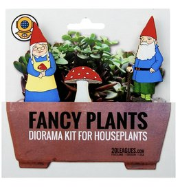 20 Leagues Gnomes Fancy Plants Kit