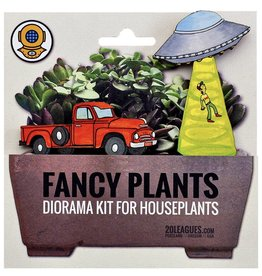 20 Leagues UFO Abduction Fancy Plants Kit