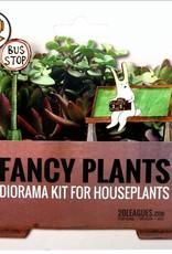 20 Leagues Bunny Bus Stop Fancy Plants Kit